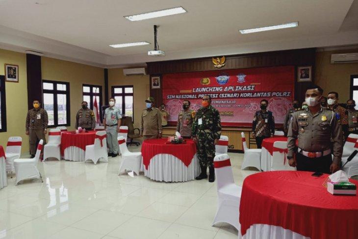 Jasa Raharja Banten dukung kehadiran Aplikasi SINAR