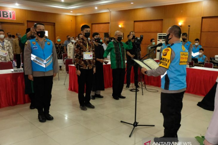 Kapolda Jambi tegaskan rekrutmen anggota Polri gratis