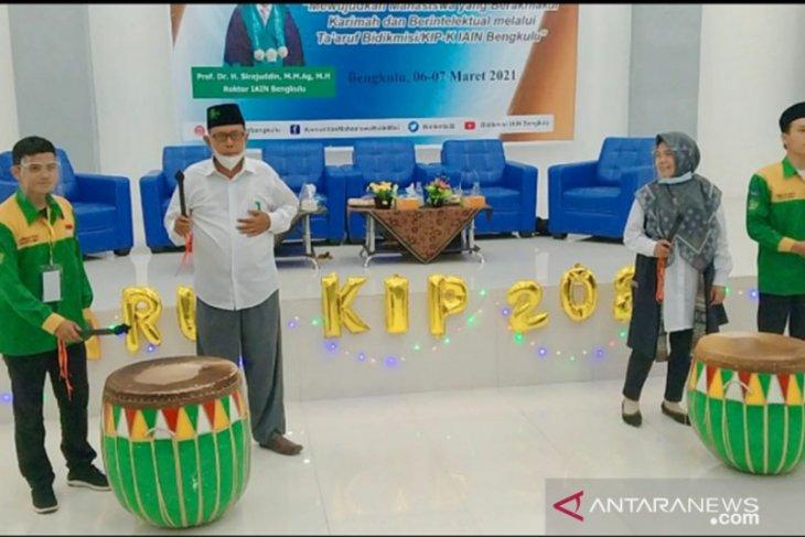 Ta'aruf Mahasiswa Bidikmisi/KIP-Kuliah IAIN Bengkulu Angkatan 2020