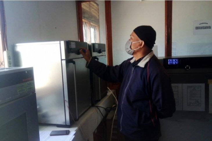 BPSMB Gorontalo lakukan kalibrasi alat laboratorium secara rutin