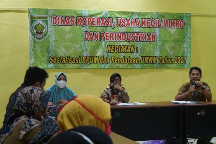 Pemda arahkan pendaftaran UMKM hanya di kelurahan atau desa setempat