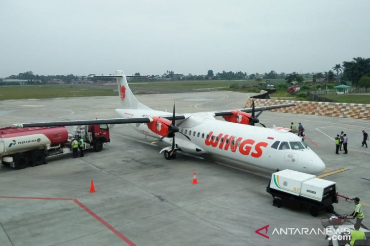 Jalur penerbangan dari Jakarta menuju Wuhan dubuka lagi