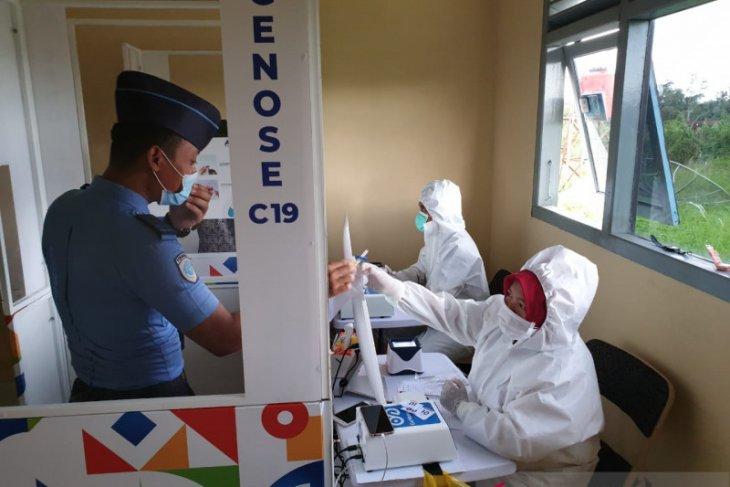Bandara H.AS. Hanandjoeddin Belitung mulai gunakan GeNose C19