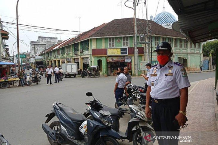 Pedagang takjil Kota Kuala Simpang dipindahkan