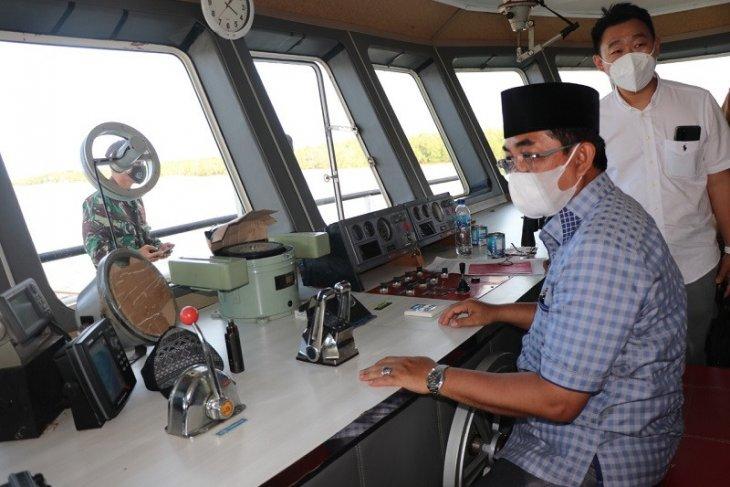 KMP Surya 777 tambah armada penyeberangan Kualatungkal-Batam