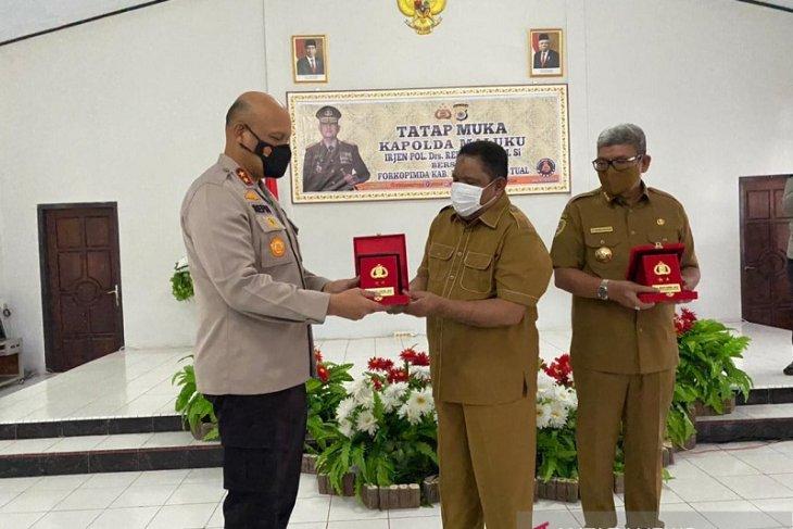 Kapolda Maluku  personel Polres Tual akan ditata ulang