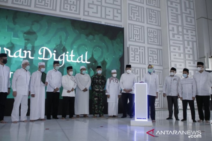 Pemkot Tangsel  luncuran musaf Al Quran digital