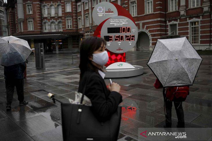 Jepang terapkan keadaan darurat untuk Tokyo pada 25 April