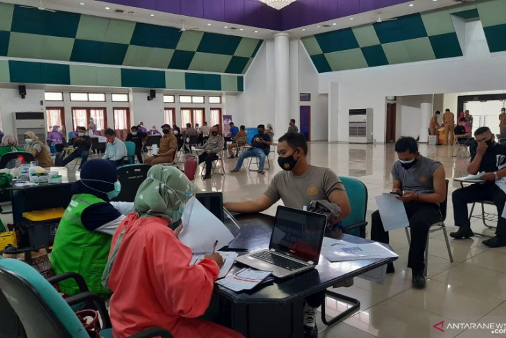 Tangerang lanjutkan vaksinasi COVID-19 selama Ramadhan