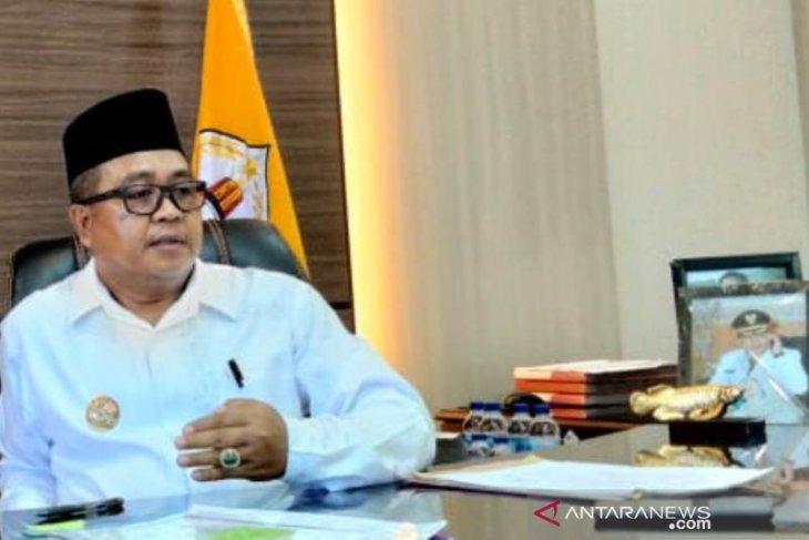 Bupati Aceh Barat dukung Kapolda berantas tambang ilegal