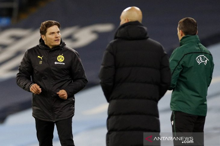 Dortmund bertekad mengukir kisah indah saat menjamu Manchester City