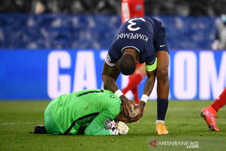 Liga Champions: Sukses lewati Bayern, Presnel Kimpembe klaim PSG tumbuh dewasa