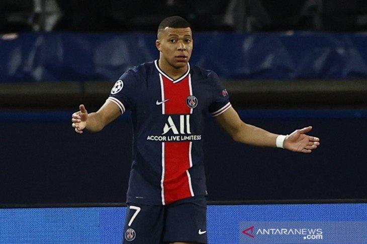 PSG singkirkan Bayern berbekal gol tandang