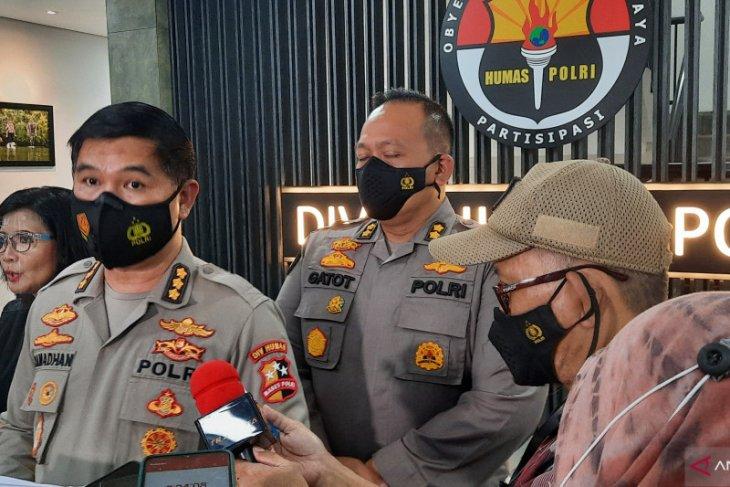 Satu DPO teroris ditangkap di Pasar Minggu, tiga masih diburu