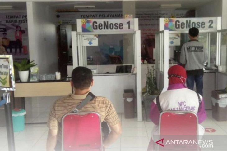 Dishub Kaltim apresiasi penggunaan GeNose COVID -19  di Bandara APT Pranoto