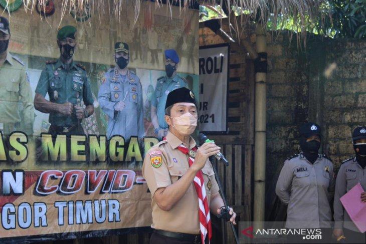 Warga Kota Bogor diingatkan terus terapkan prokes tekan COVID-19