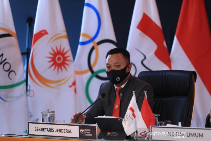 IOC offers Pitzer COVID-19 vaccine for Indonesian athletes