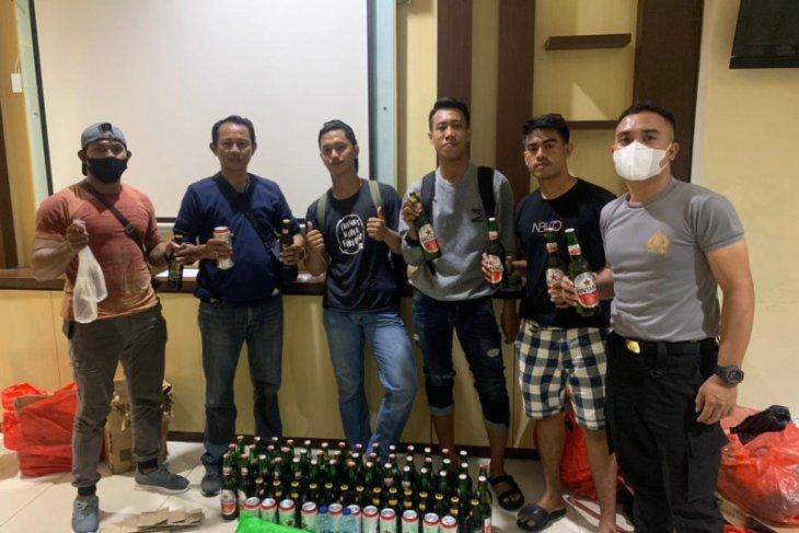 Polda Malut sampaikan hasil Operasi Pekat Kieraha 2021