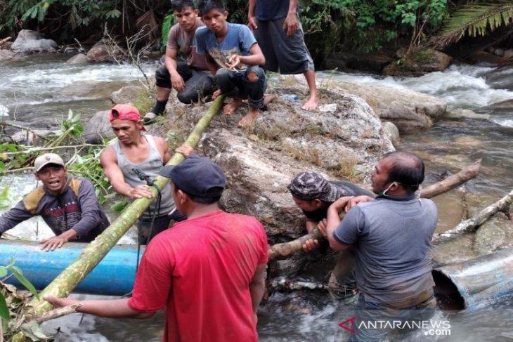 PDAM Tirtanadi berjibaku selesaikan masalah agar suplai air bersih kembali normal