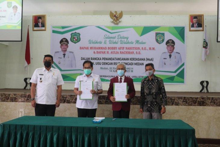 Wali Kota Medan apresiasi kerja sama  UISU dan RSUD Pirngadi