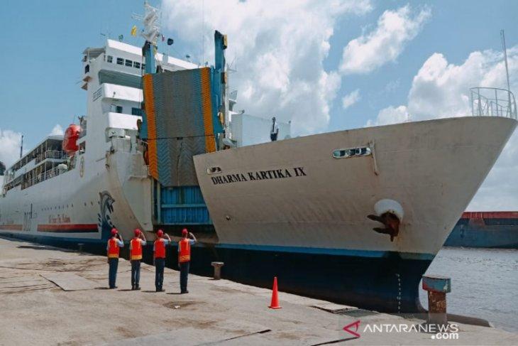 DLU operasikan dua kapal dukung distribusi logistik  Kalsel