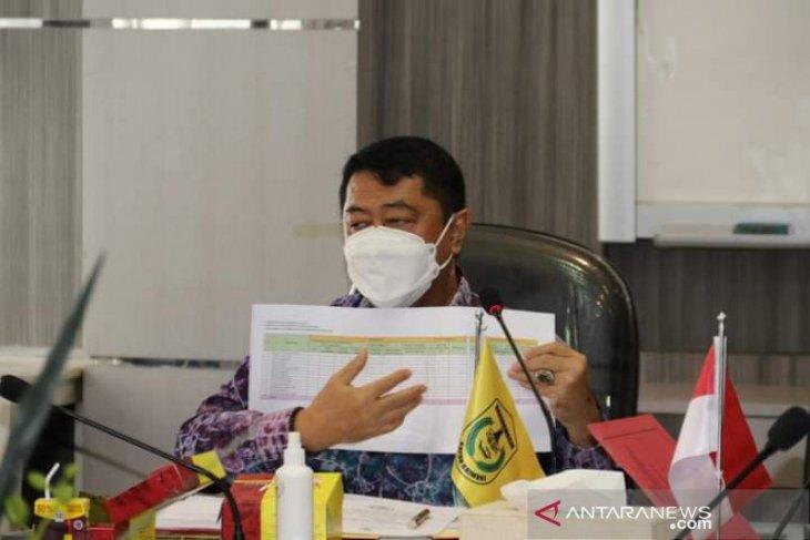 Kawasan kumuh di Banjarmasin naik jadi 390 hektar pada revisi RTRW