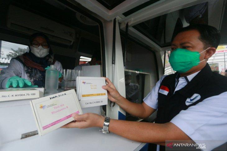 BPOM Gorontalo lakukan pengawasan takjil di bulan Ramadhan