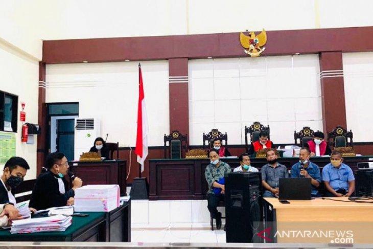 JPU tuntut terdakwa dana bos SMK Negeri 3 Banda tujuh tahun penjara