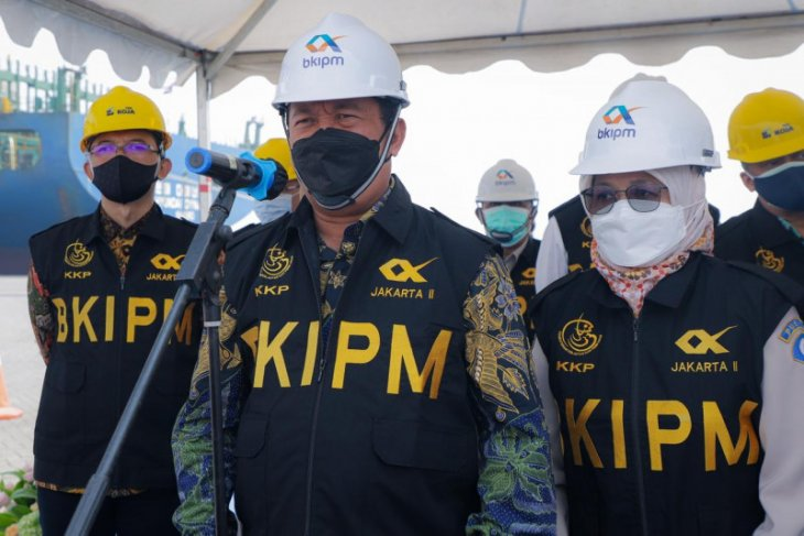 Bulan Mutu Karantina 2021, KKP lepas ekspor produk perikanan serentak