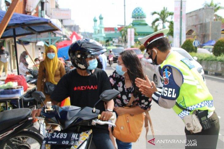 Ditlantas Polda Maluku gelar operasi wilayah mandiri keselamatan Siwalima 2021