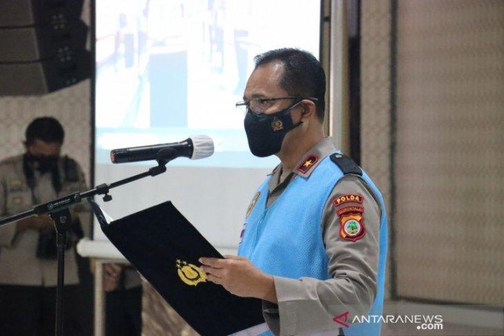 Polda Gorontalo gelar penandatanganan pakta integritas penerimaan Bintara