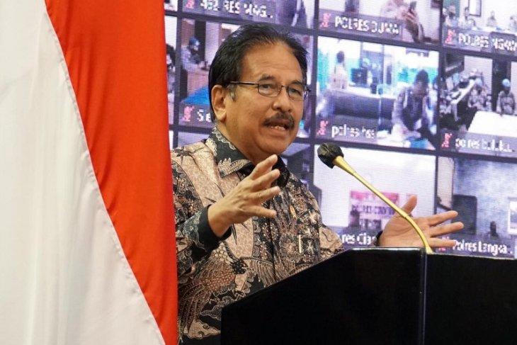 Menteri ATR sebut pentingnya kerja sama Polri tangani mafia tanah