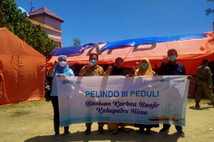 Pelindo III bagikan 3.000 paket bantuan untuk korban bencana di NTB dan NTT