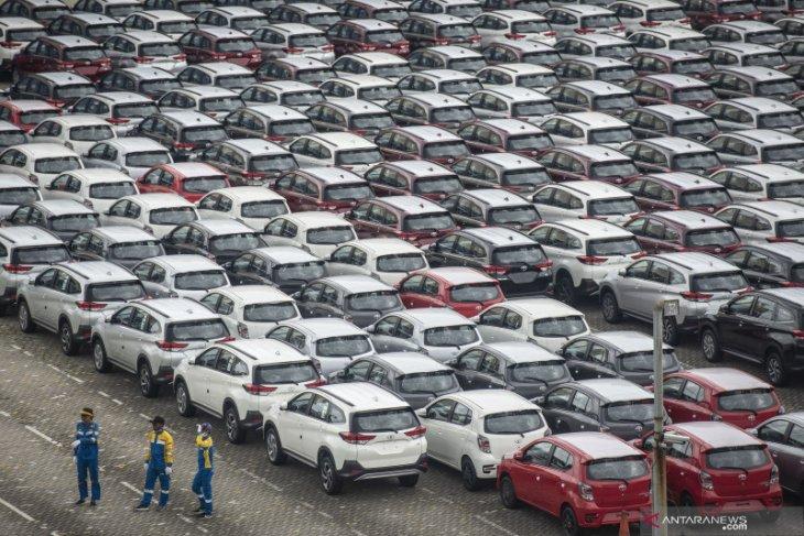 Penjualan mobil baru naik 72,6 persen berkat PPnBM