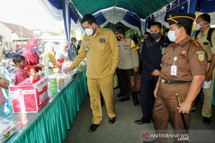 Pemkot Probolinggo gelar bazar Ramadhan dukung pemulihan ekonomi warga