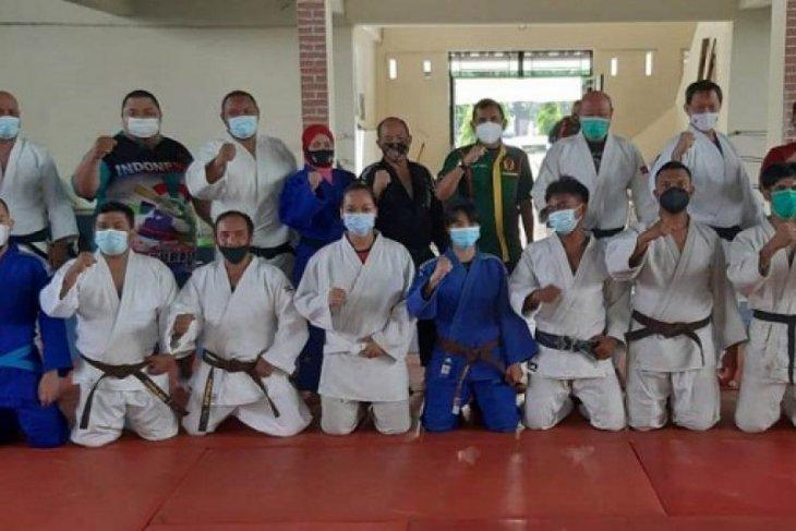 PJSI Kota Medan tingkatkan kompetensi pelatih judo