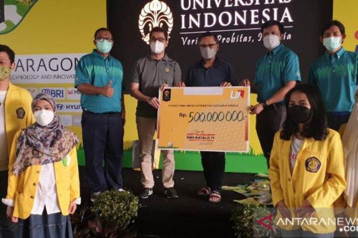 Charity Golf Tournament UI kumpulkan dana abadi sebesar Rp500 juta