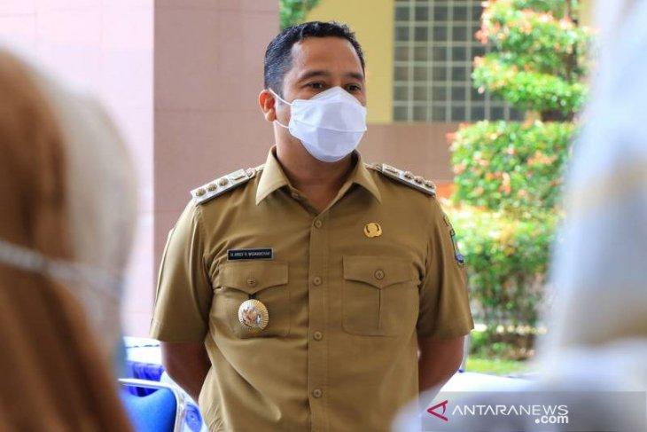 2.500 guru di  Tangerang ikuti vaksinasi di hari pertama puasa