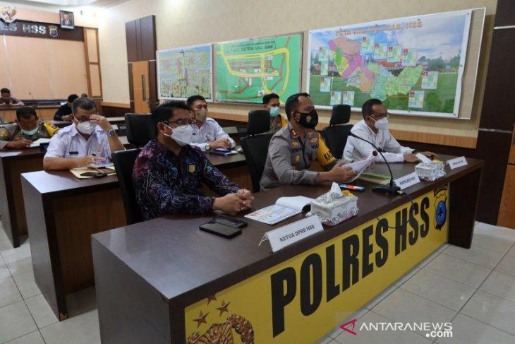 Kekurangan personil 670 orang, Polres HSS akan rekruitmen Bintara