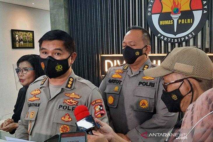 Polri: 13 terduga teroris di Riau kelompok JI