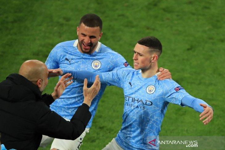 Capai semifinal Champions, Pep sebut City terus bangun sejarah