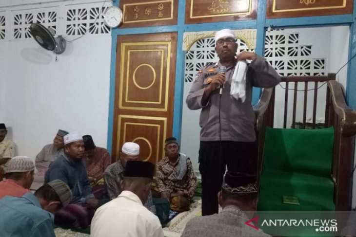 Polres Malteng gelar  Mengemas selama Bulan Suci  Ramadhan