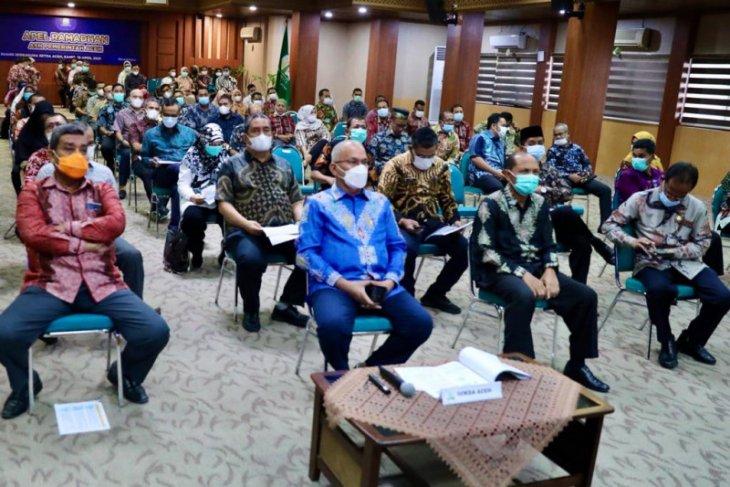 Cegah penyebaran COVID-19, Pemerintah Aceh larang ASN buka puasa bareng