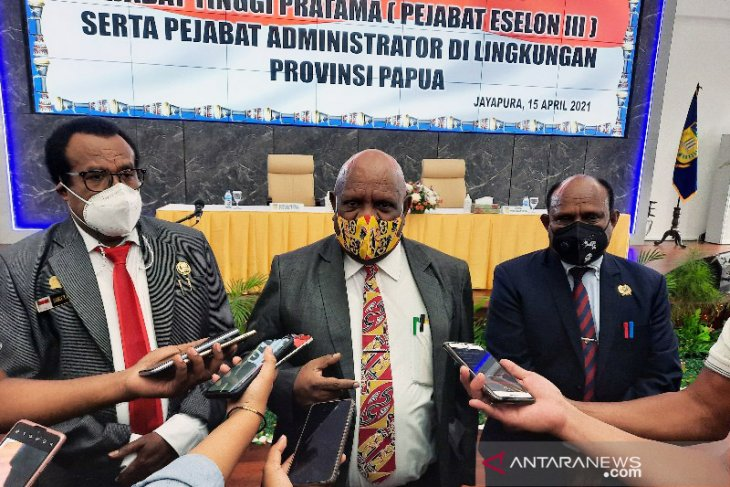 Native Papuans in Beoga urged to help evacuate non-natives: govt