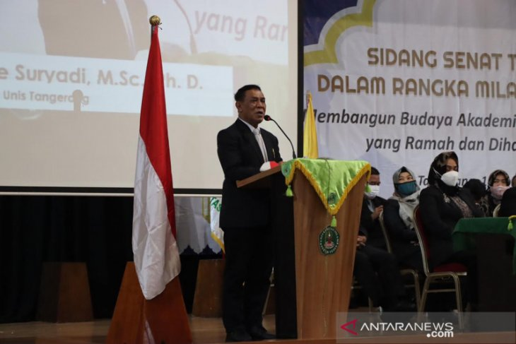 UNIS Tangerang persiapkan digital kampus hadapi tantangan pandemi