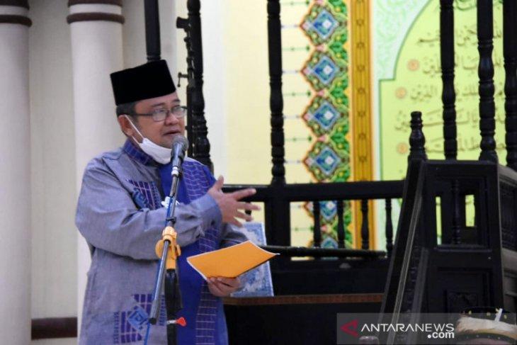 Bupati Gorontalo Utara ajak aparatur bayar zakat fitrah lebih awal