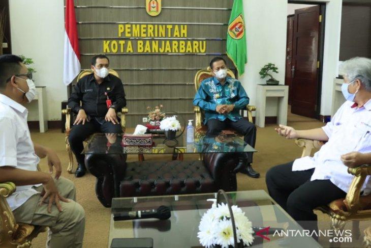 LKBN Antara dukung Banjarbaru makin dikenal dunia