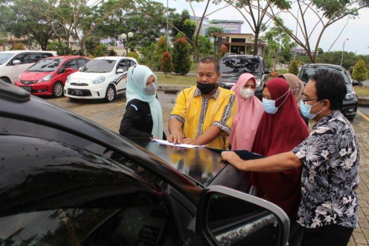 BKAD Paser tarik kendaraan dinas pejabat habis tenggat waktu penggunaan