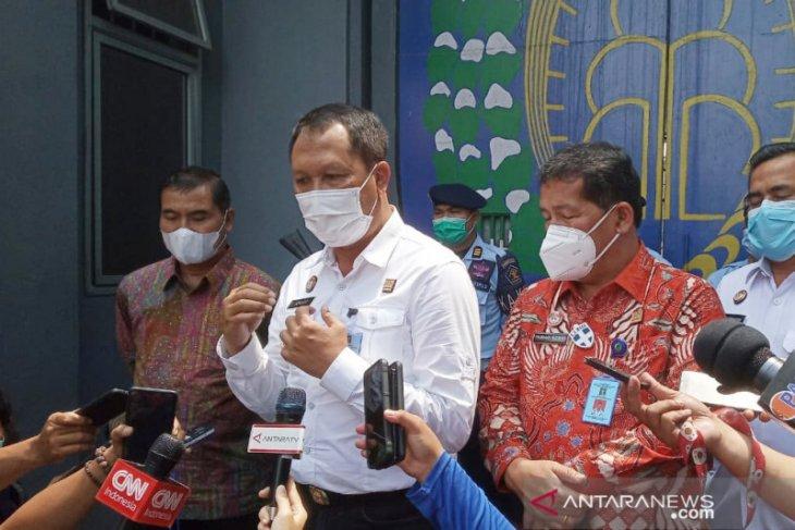 34 napi terorisme di Bogor ucapkan ikrar setia pada NKRI (video)