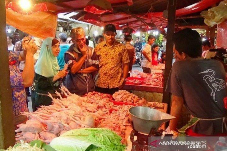 Pasokan komoditas pangan di Kota Bogor selama Ramadhan mencukupi dan aman